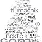 Komenský-Labyrint-nejčastějši slova